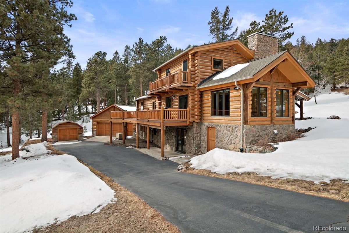 6561 Kilimanjaro Drive, Evergreen, CO 80439 - Evergreen, CO real estate listing