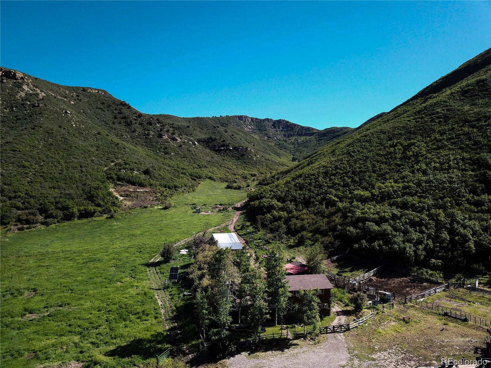 6772 CR 313, New Castle, CO 81647 - New Castle, CO real estate listing