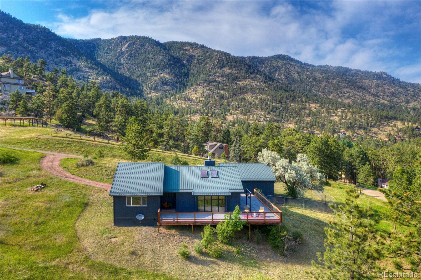 57 Makah Lane Property Photo - Lyons, CO real estate listing