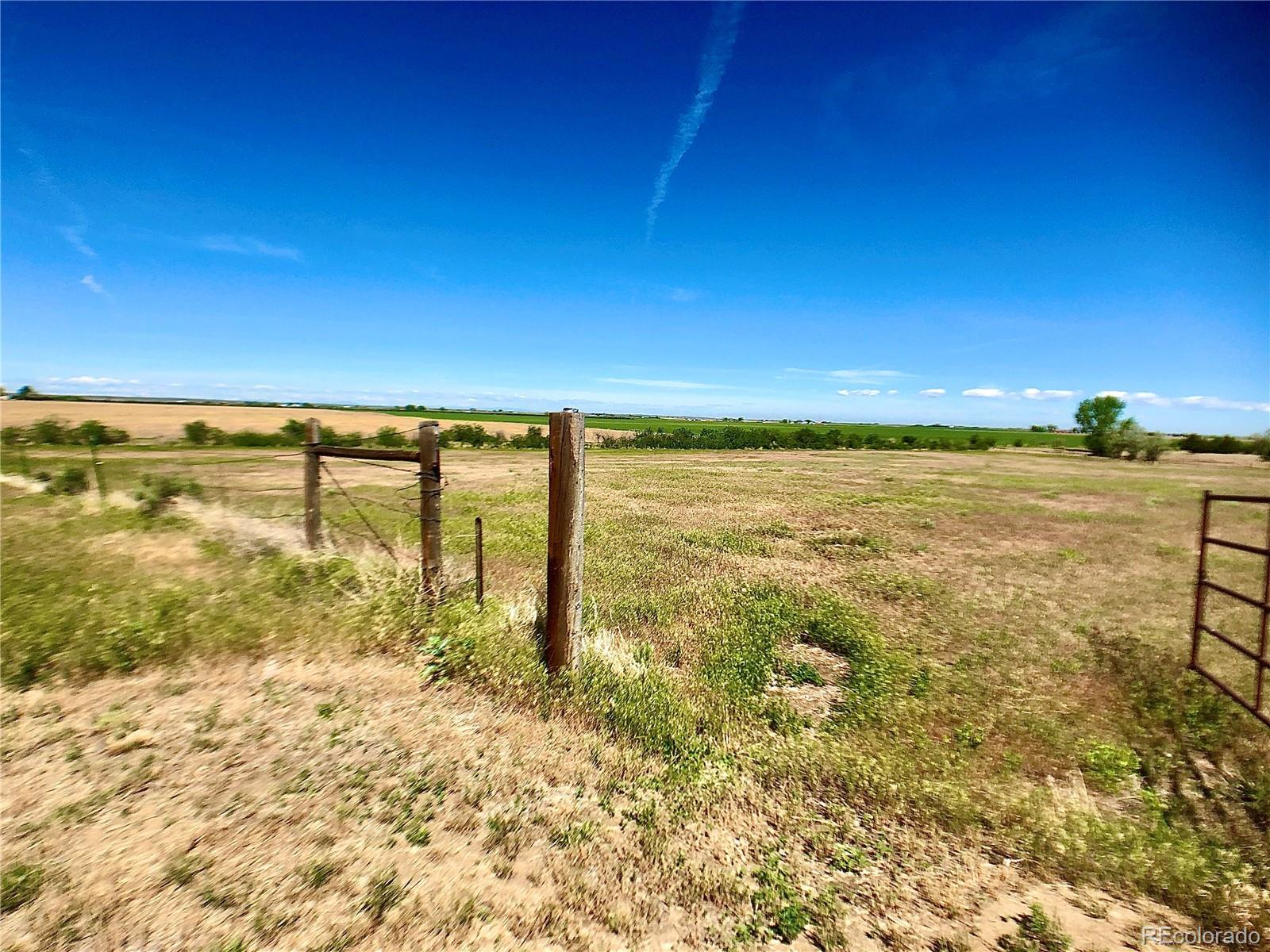 County Road J Property Photo - Wiggins, CO real estate listing
