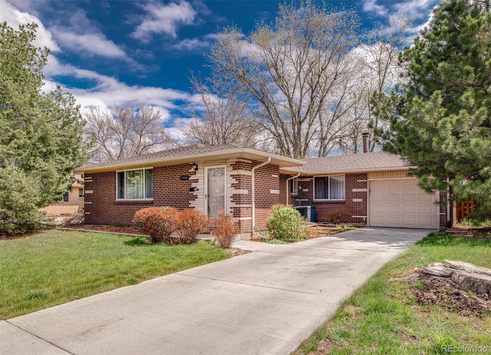 5990 Field Street Property Photo - Arvada, CO real estate listing