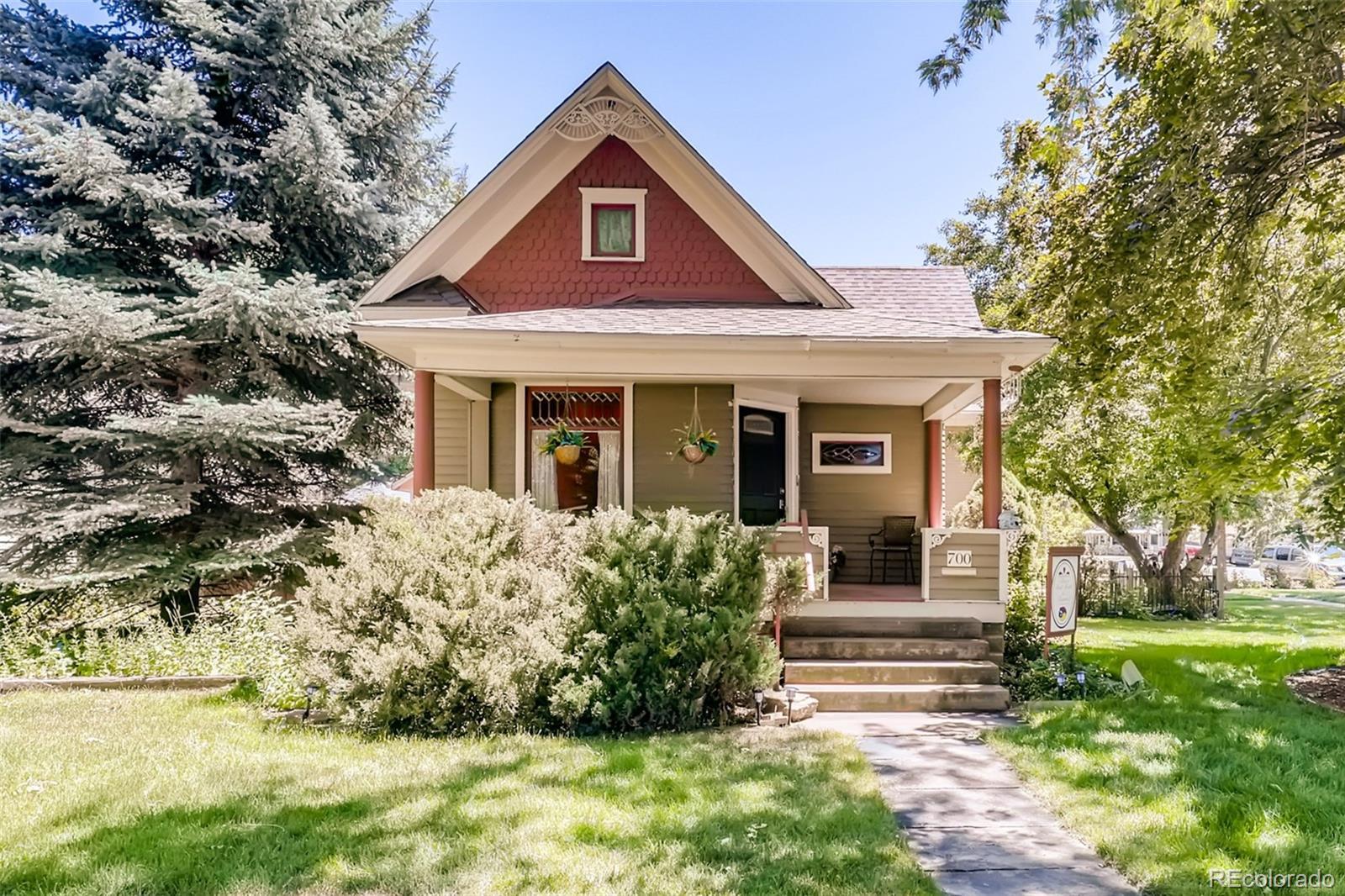 700 Kimbark Street Property Photo - Longmont, CO real estate listing