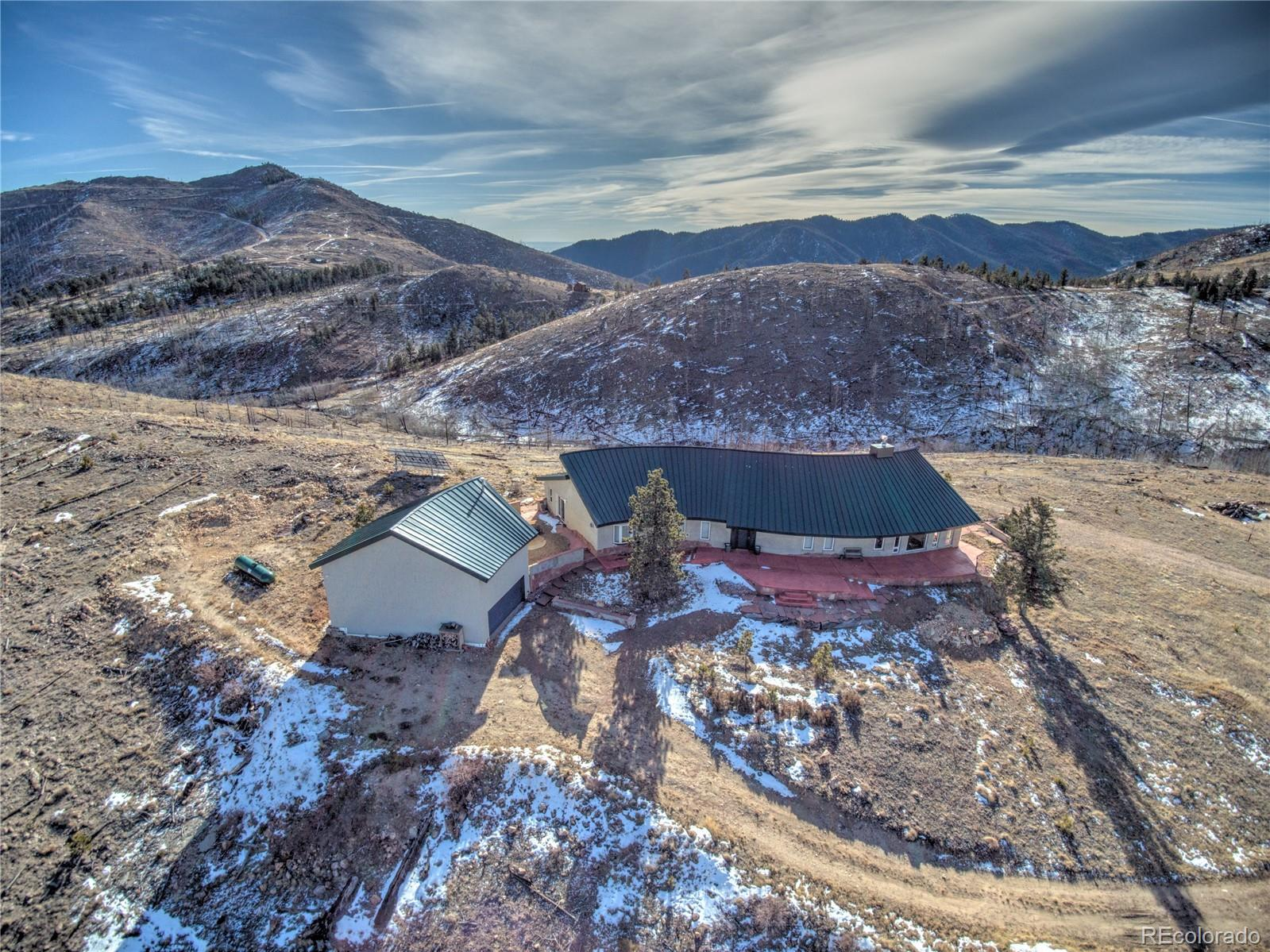 777 County Road 87j Property Photo - Jamestown, CO real estate listing