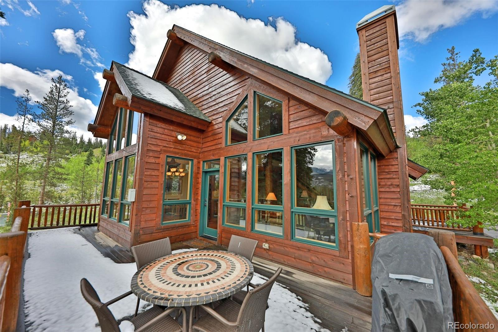 252 County Road 8036 Property Photo - Fraser, CO real estate listing