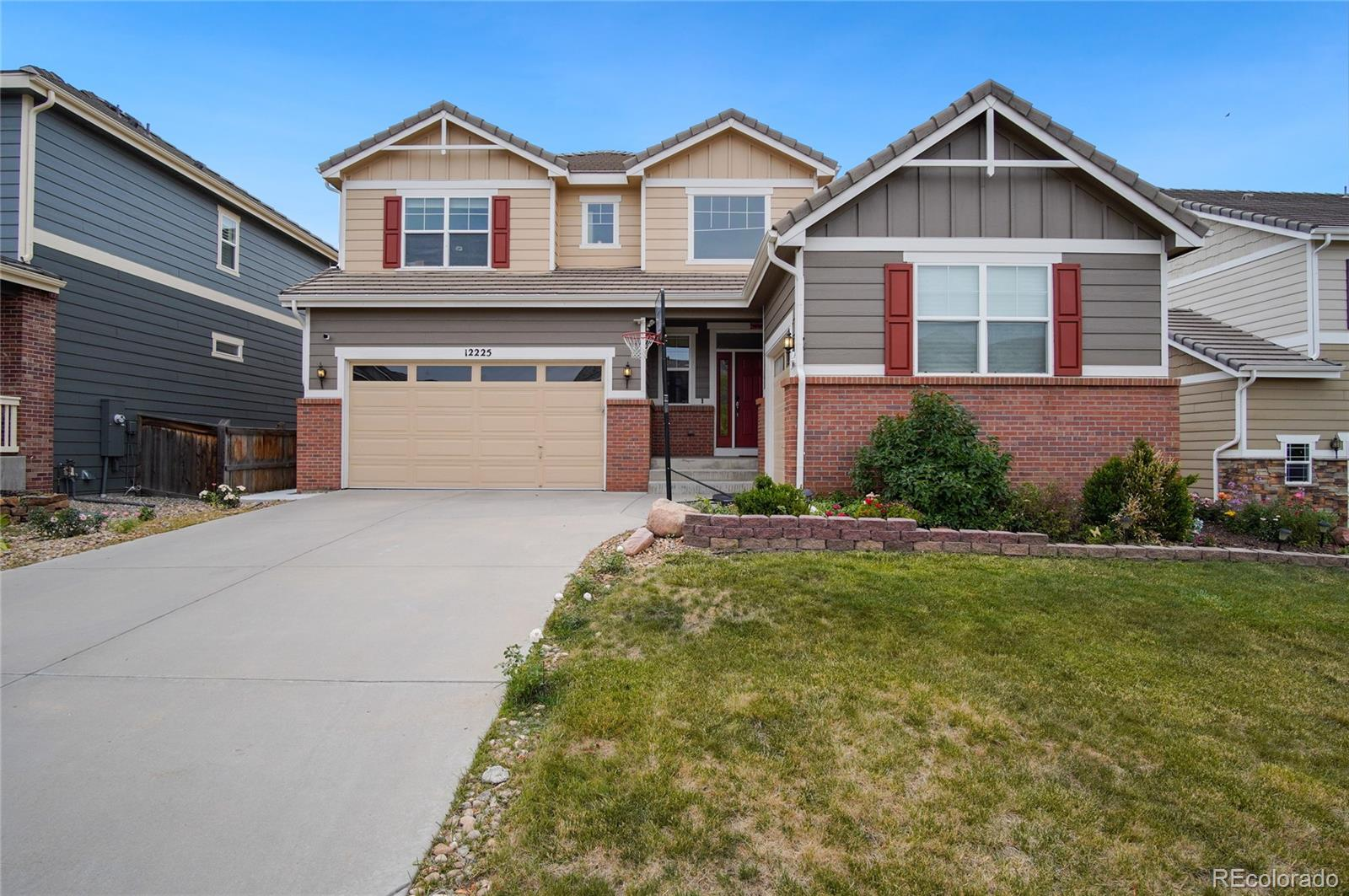 12225 S Eagle Hawk Trail Property Photo - Parker, CO real estate listing