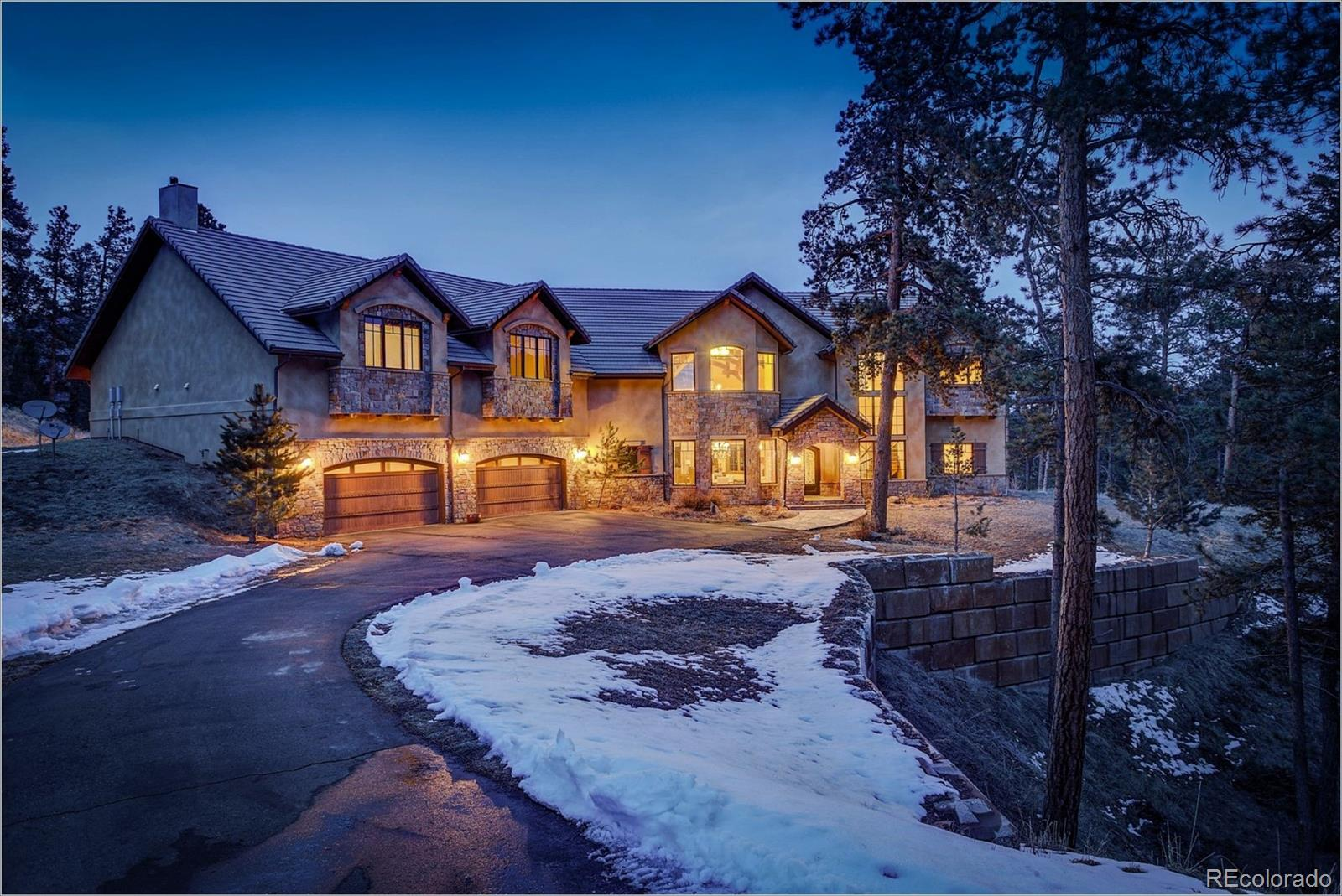 210 Bear Meadow Trail, Evergreen, CO 80439 - Evergreen, CO real estate listing