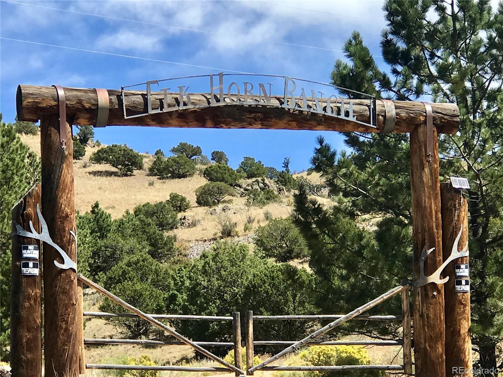 6 Elk Horn Ranch Property Photo - Villa Grove, CO real estate listing