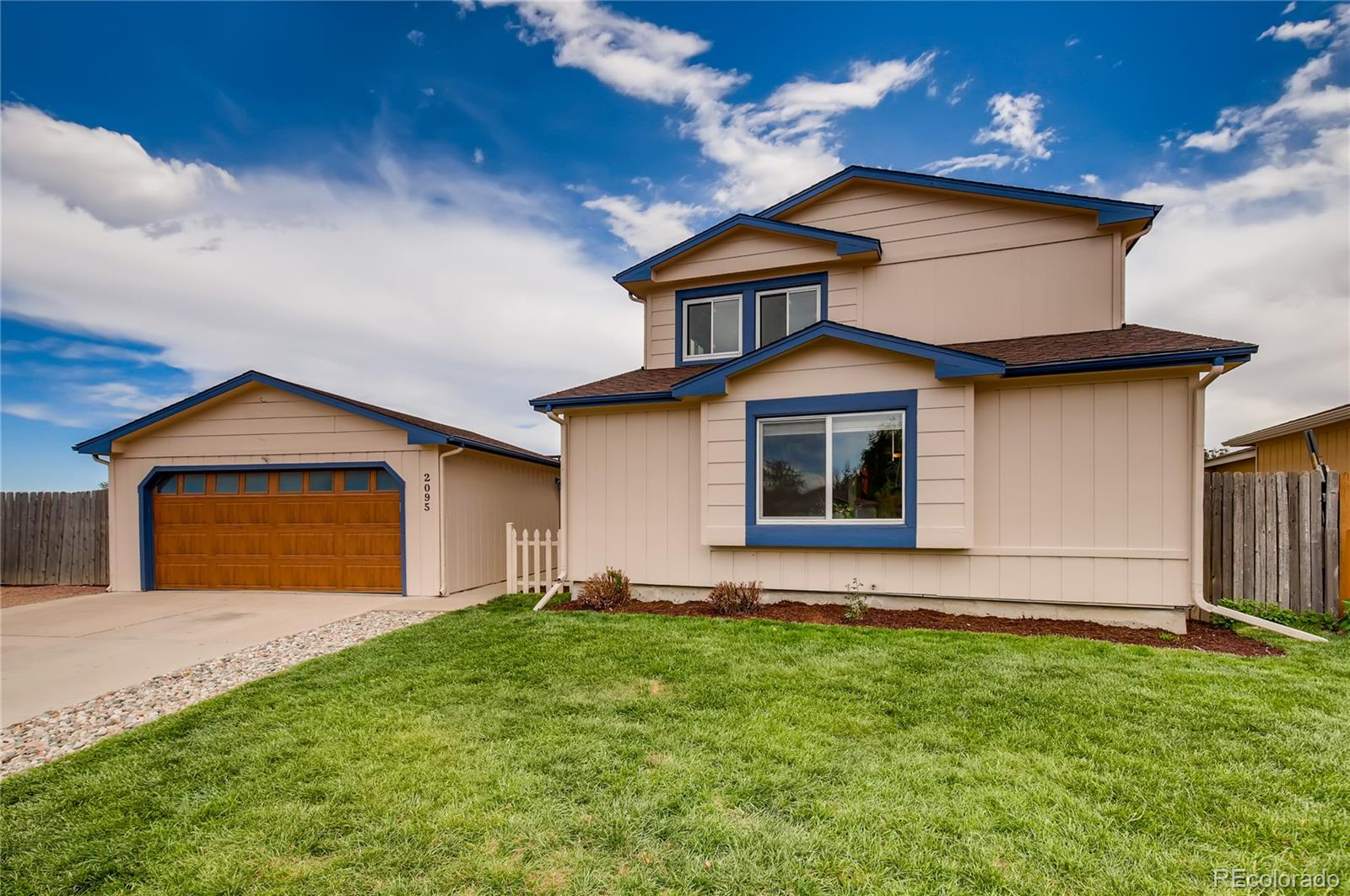 2095 Piros Drive Property Photo - Colorado Springs, CO real estate listing
