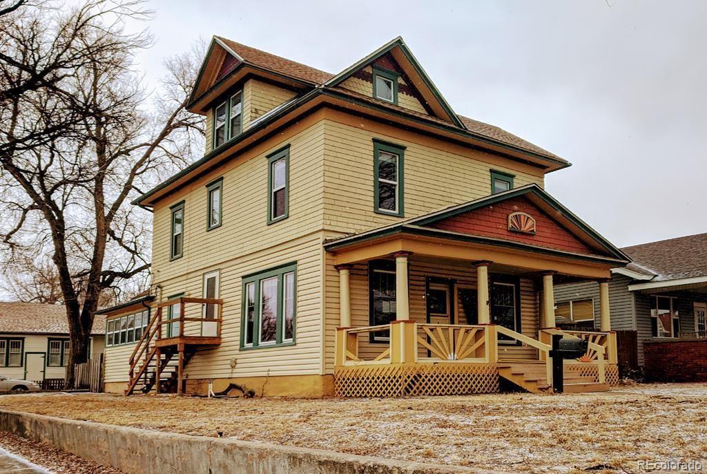 801 Colorado Avenue, La Junta, CO 81050 - La Junta, CO real estate listing