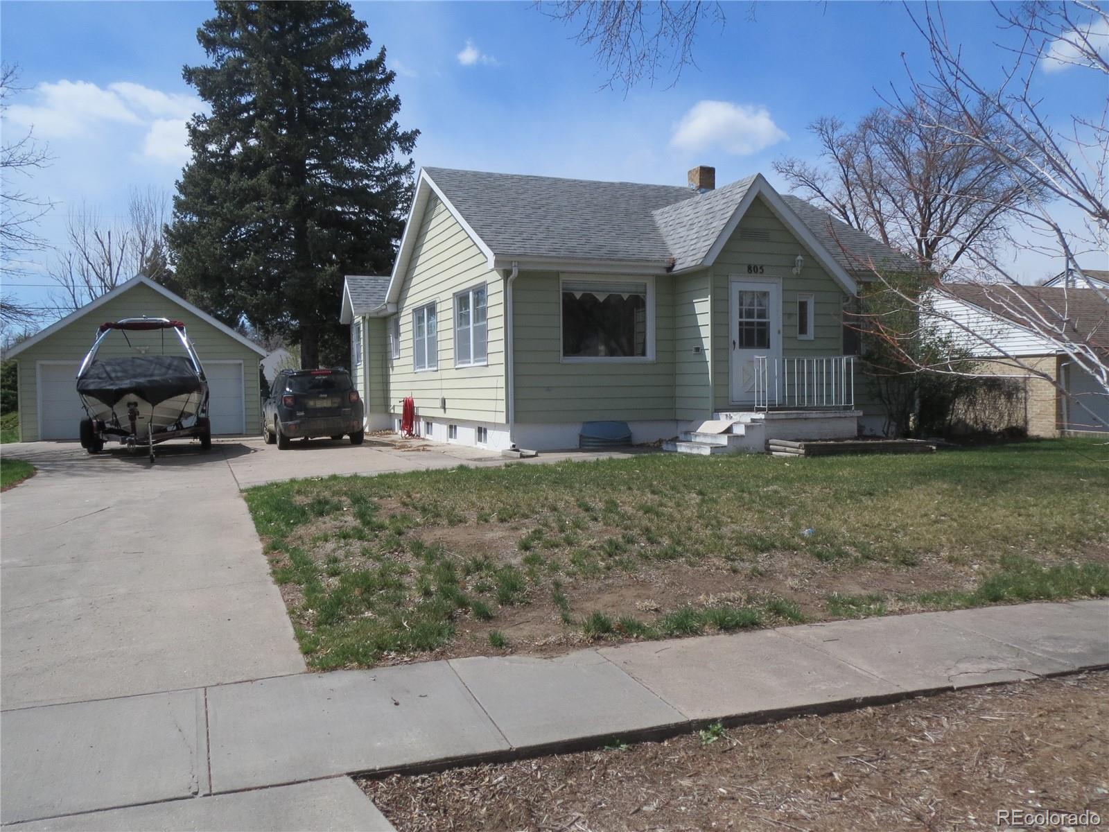 805 Grant Street, Fort Morgan, CO 80701 - Fort Morgan, CO real estate listing