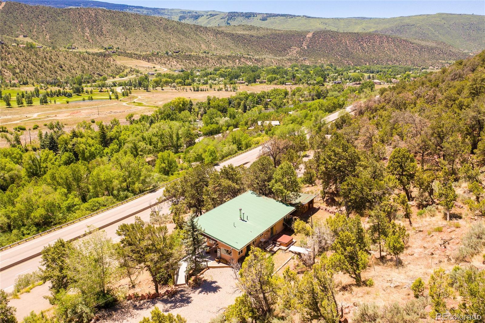 6296 Highway 82 Property Photo - Glenwood Springs, CO real estate listing