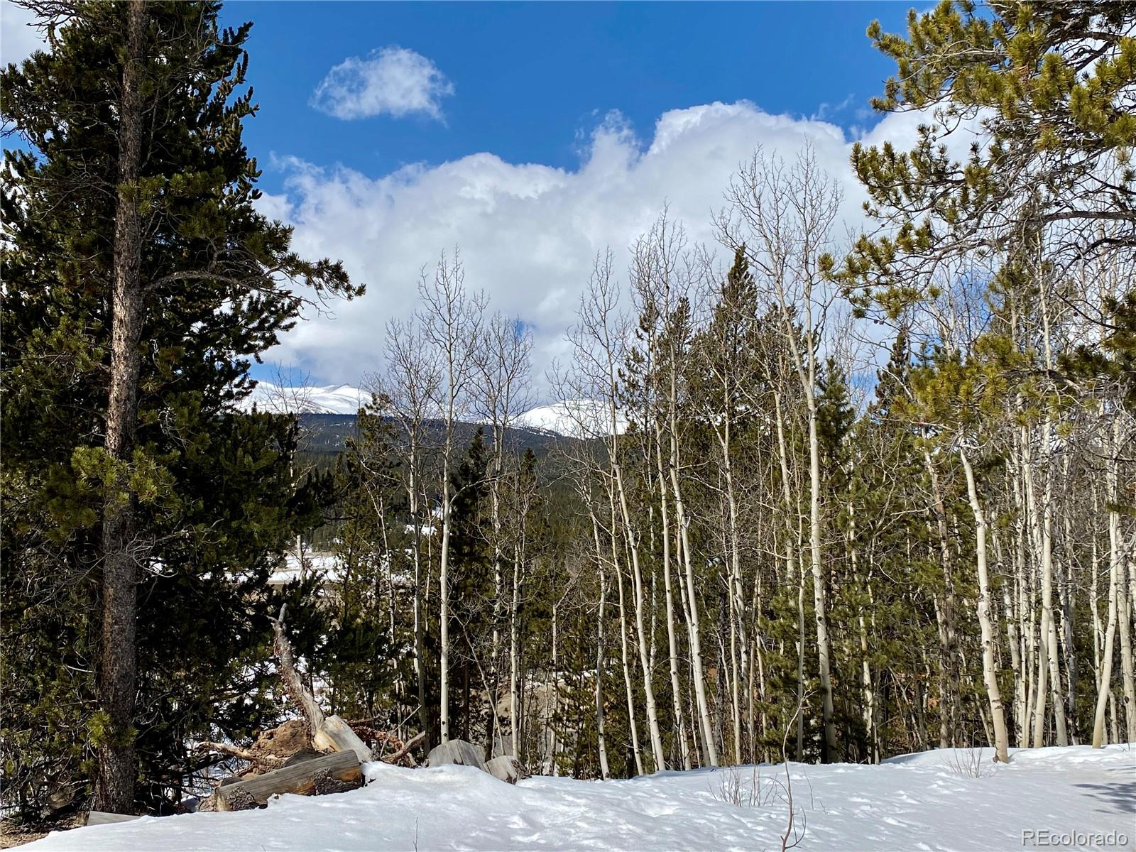 Lot 60 Glacier Ridge Road Property Photo - Alma, CO real estate listing