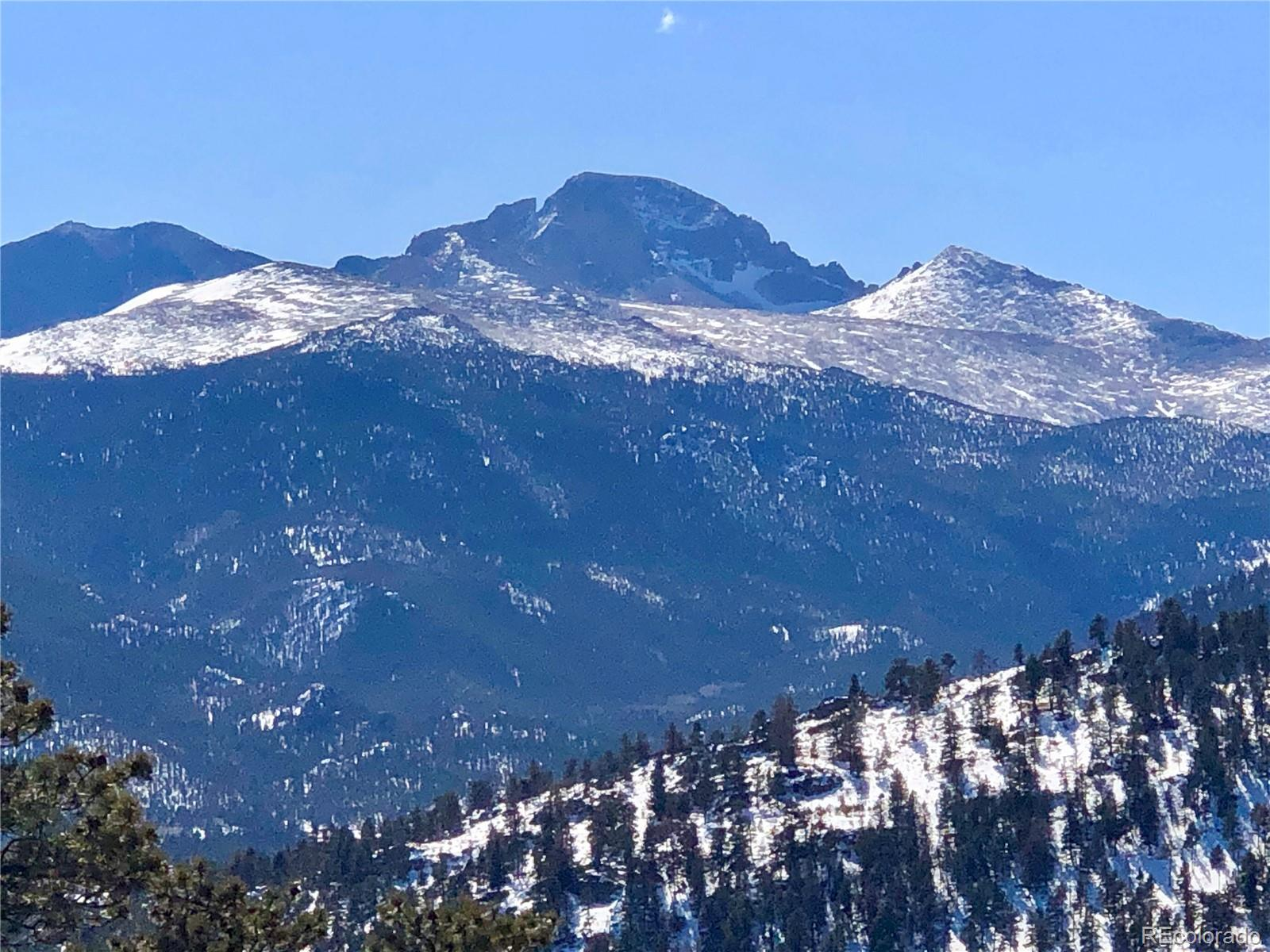 0 Upper High Drive Property Photo - Estes Park, CO real estate listing
