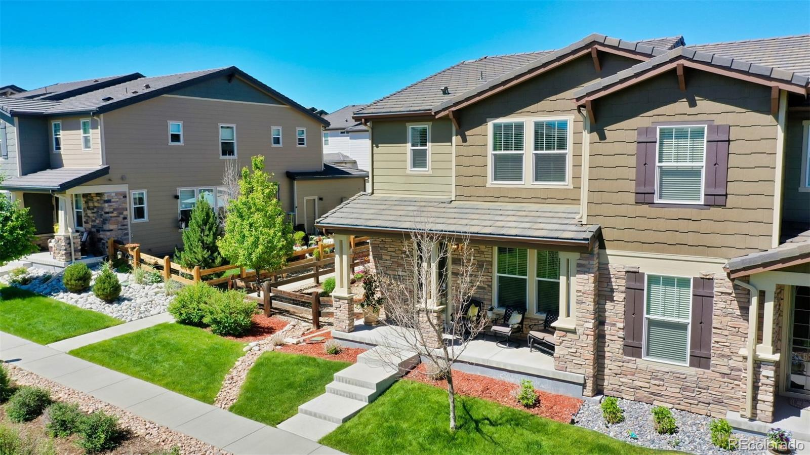 10232 Tall Oaks Circle Property Photo - Parker, CO real estate listing