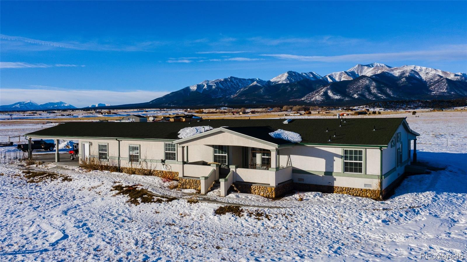 20650 County Road 281, Nathrop, CO 81236 - Nathrop, CO real estate listing