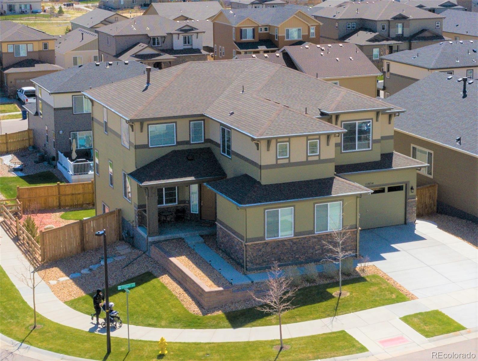 11854 Chipper Lane Property Photo - Parker, CO real estate listing