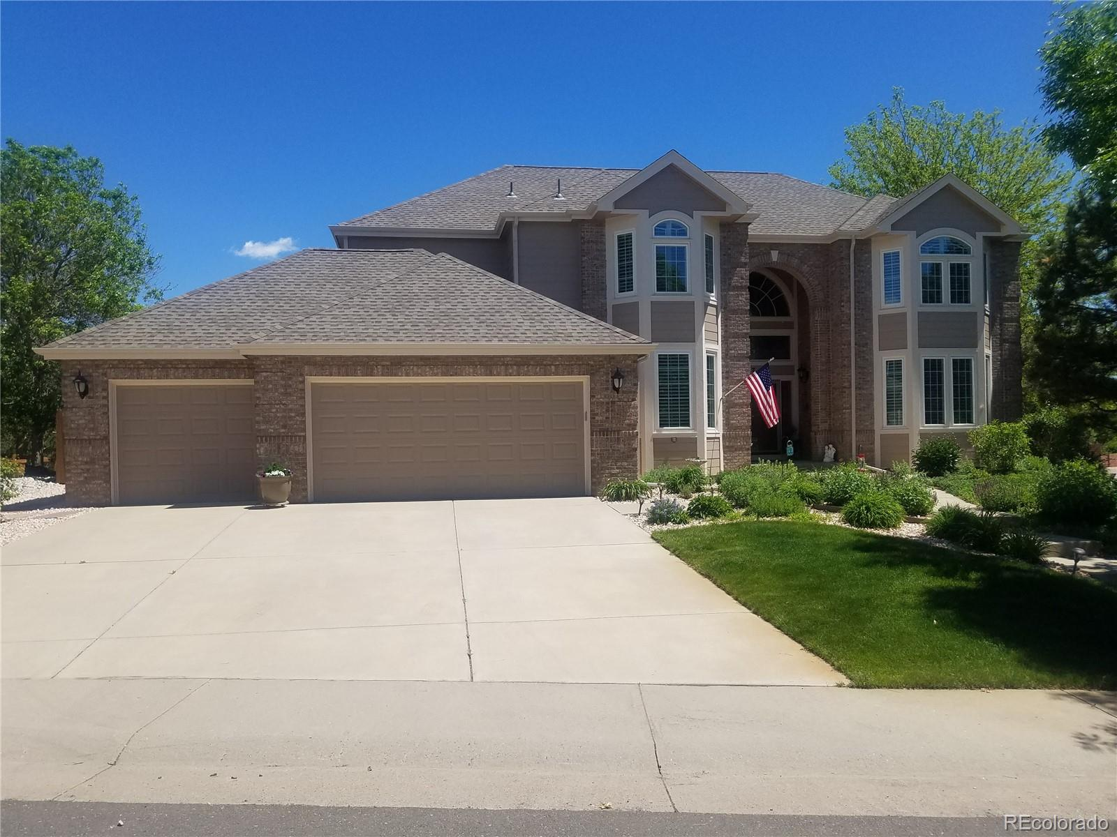 8447 Fairview Way Property Photo - Lone Tree, CO real estate listing