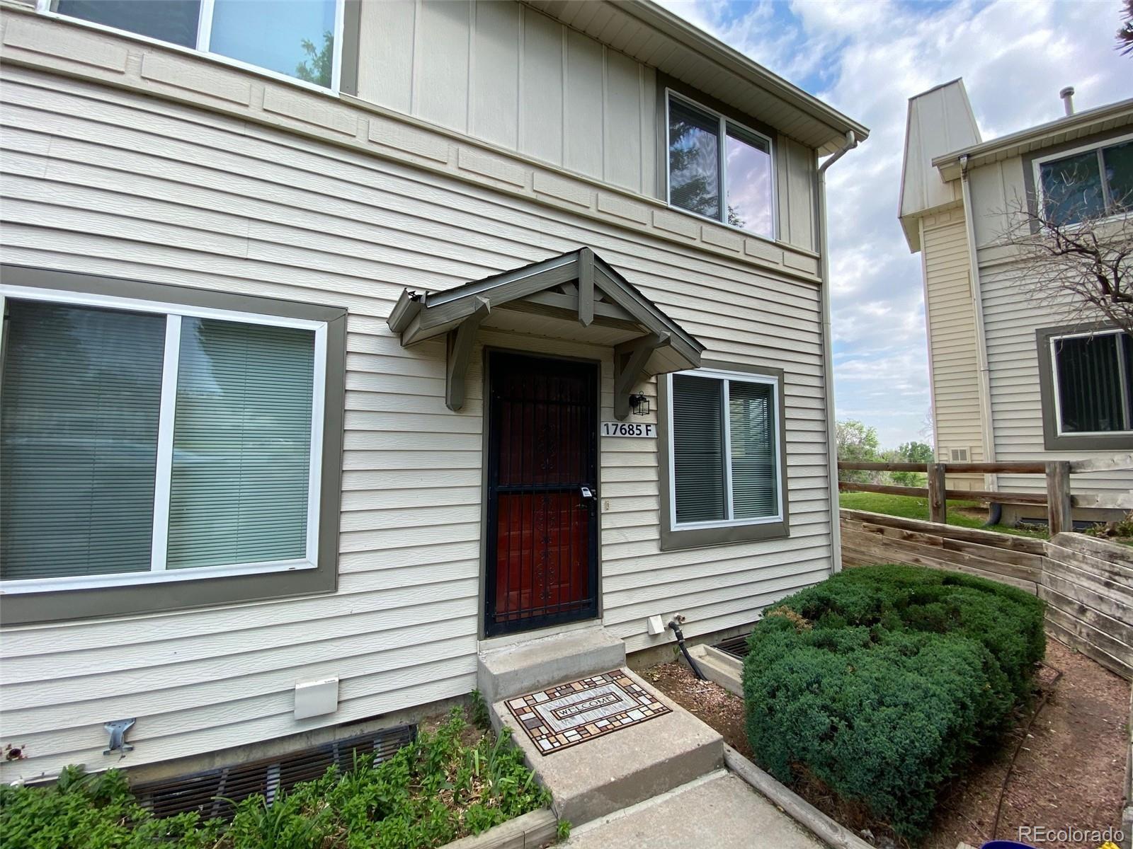 17685 E Loyola Drive #F Property Photo - Aurora, CO real estate listing