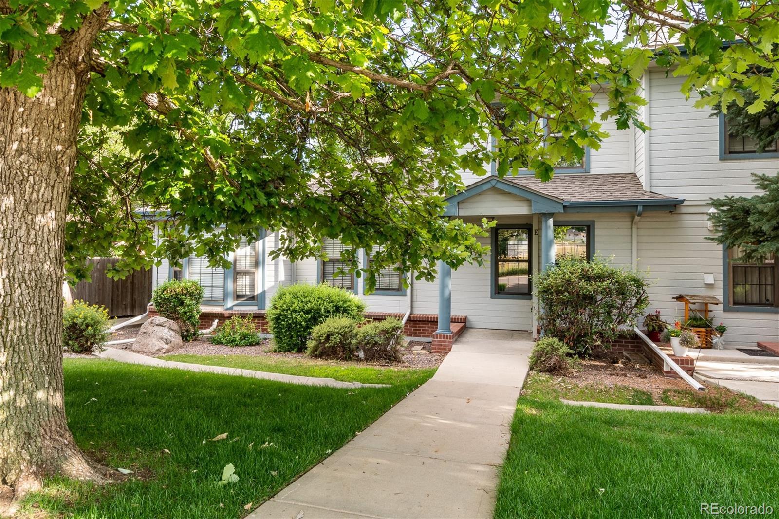 614 S Depew Street #E Property Photo - Lakewood, CO real estate listing