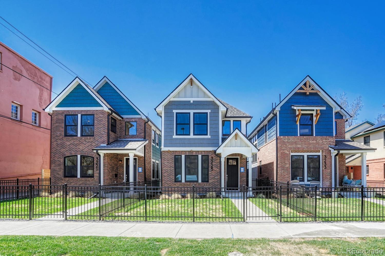 3221 Zuni Street, Denver, CO 80211 - Denver, CO real estate listing