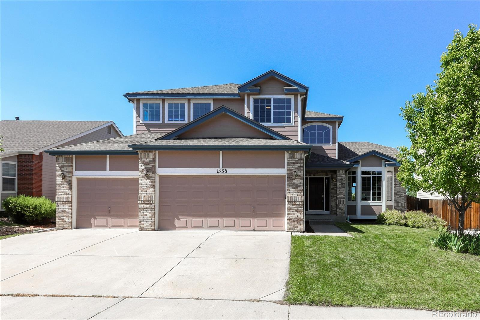 1538 Harlequin Drive Property Photo - Longmont, CO real estate listing