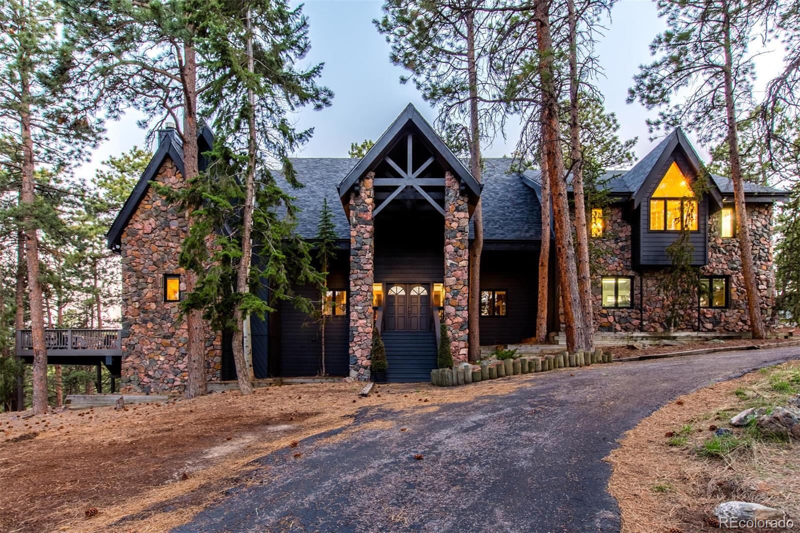 699 Soda Creek Drive Property Photo - Evergreen, CO real estate listing