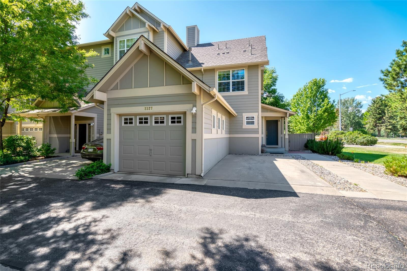 2327 Water Cress Court Property Photo - Longmont, CO real estate listing