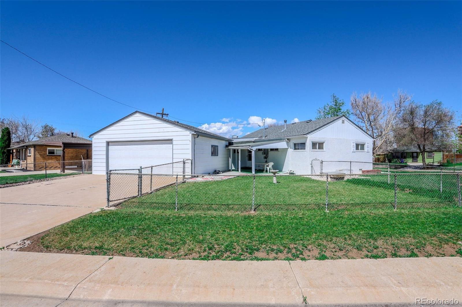 1187 S Shoshone Street Property Photo - Denver, CO real estate listing
