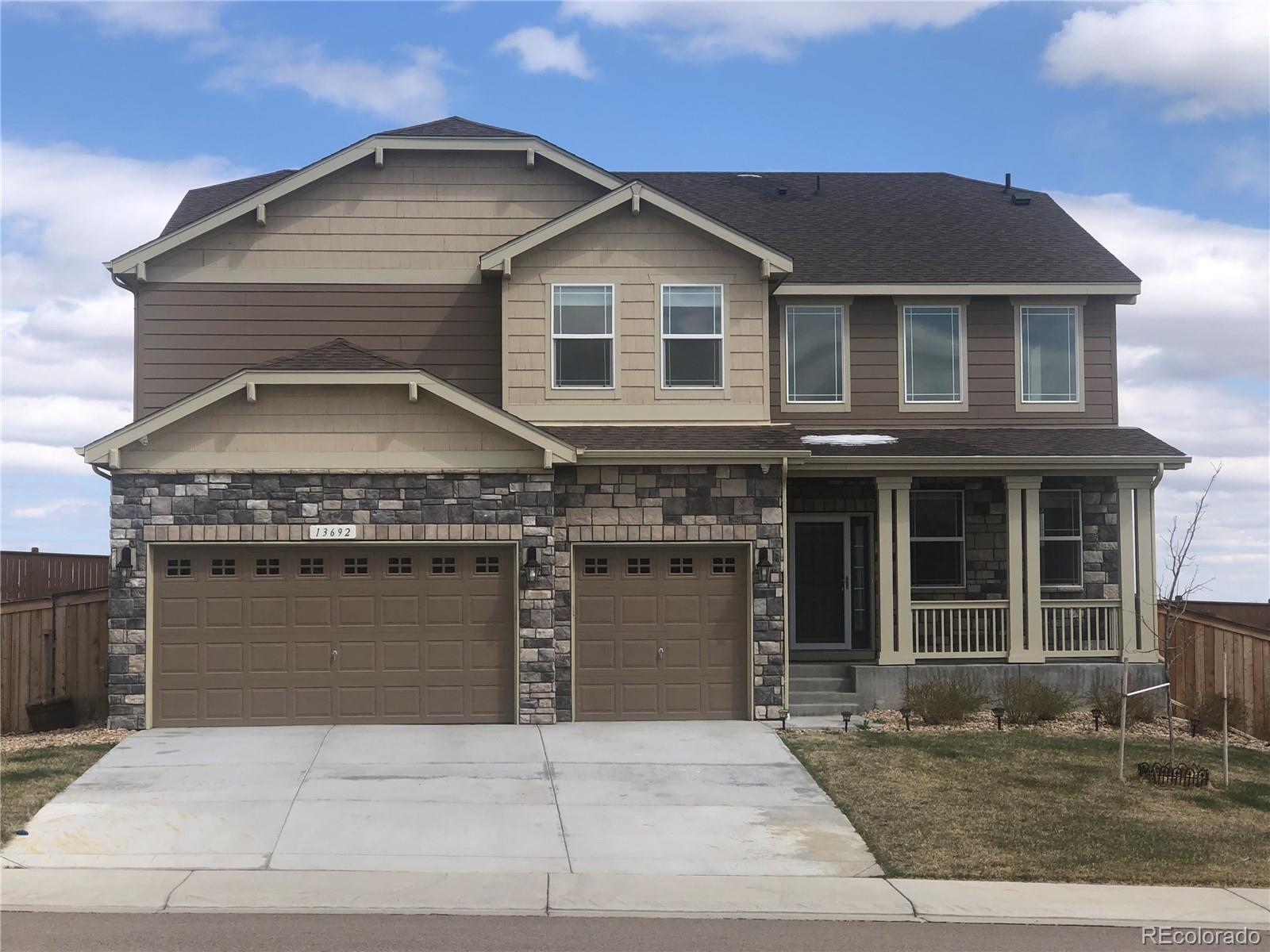 13692 Valentia Street Property Photo - Thornton, CO real estate listing