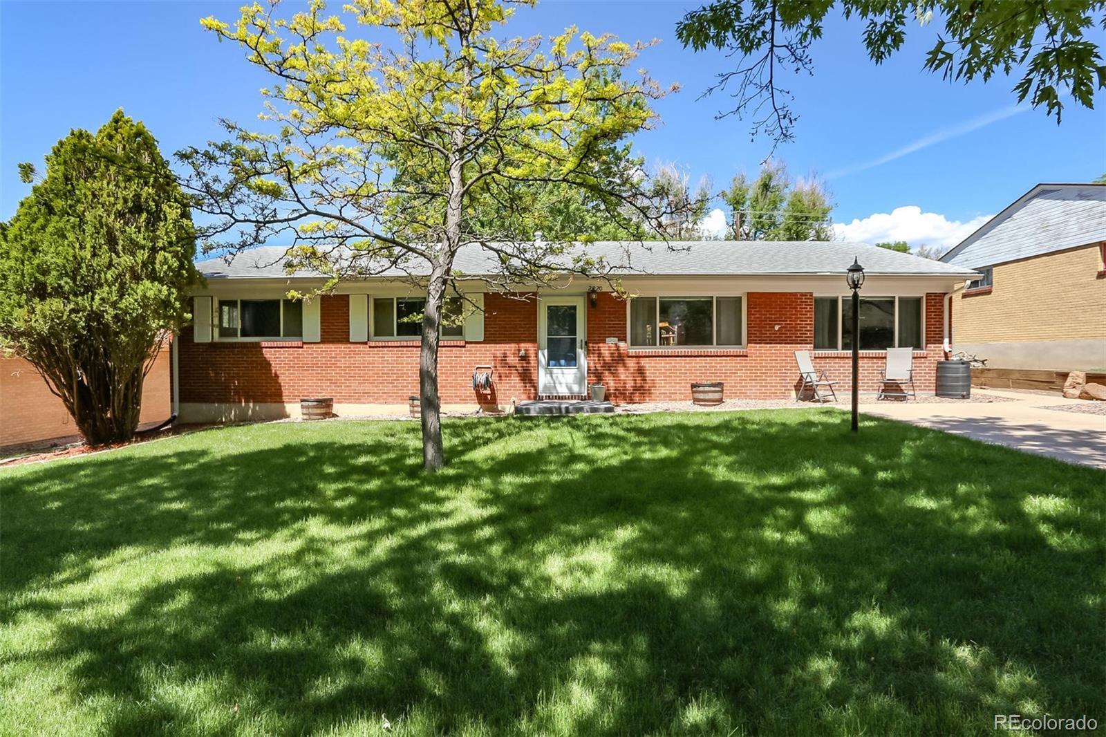 2220 Drakestone Drive Property Photo - Colorado Springs, CO real estate listing
