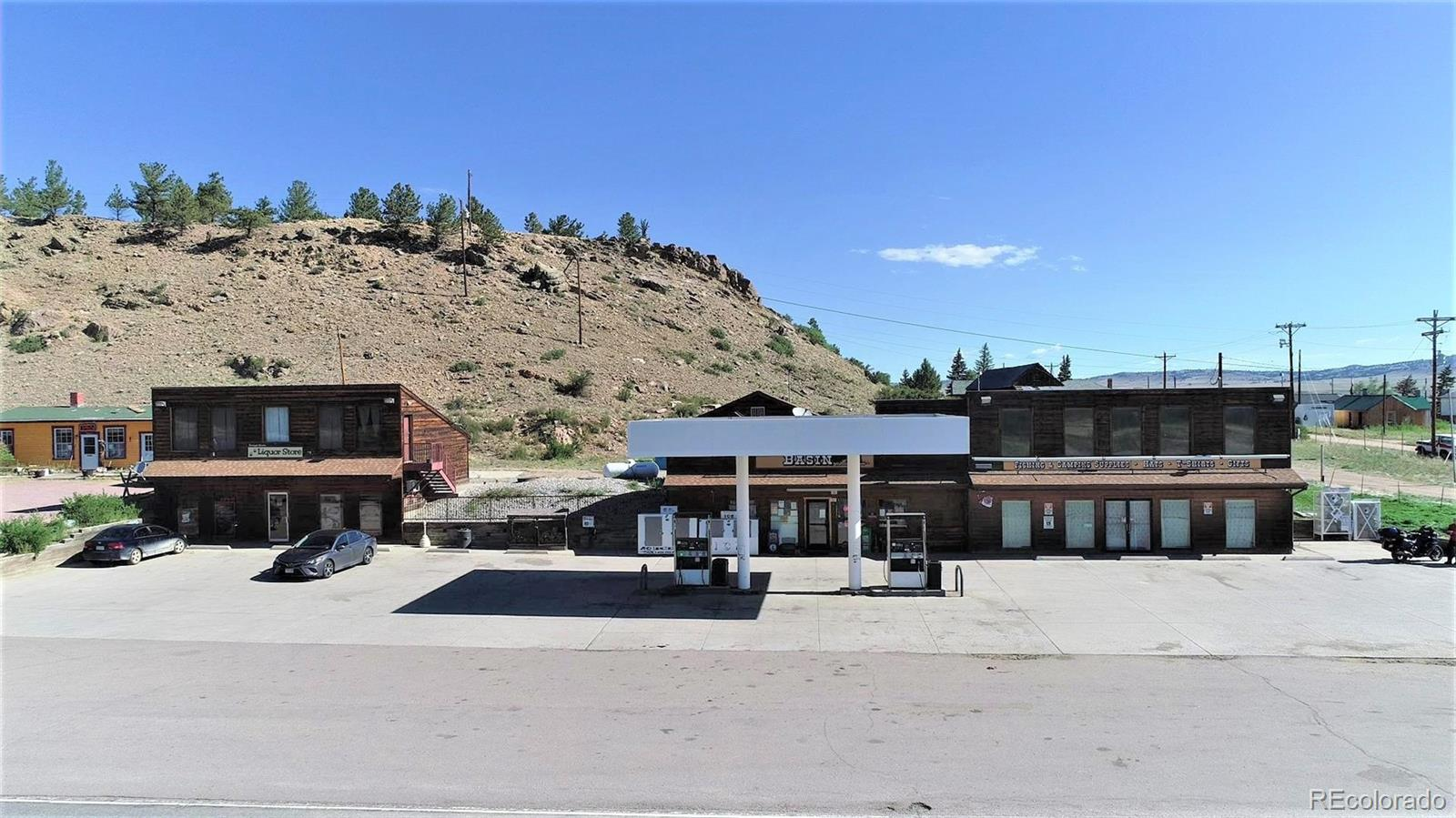 12551 Highway 24 Property Photo - Hartsel, CO real estate listing