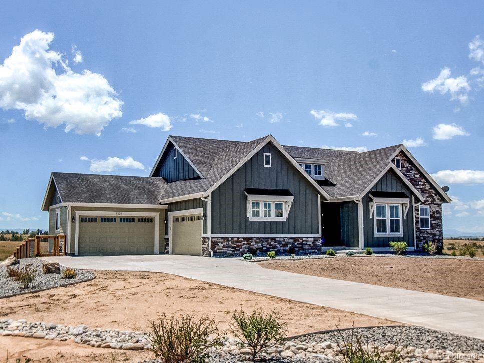 9124 Red Primrose Street Property Photo - Franktown, CO real estate listing