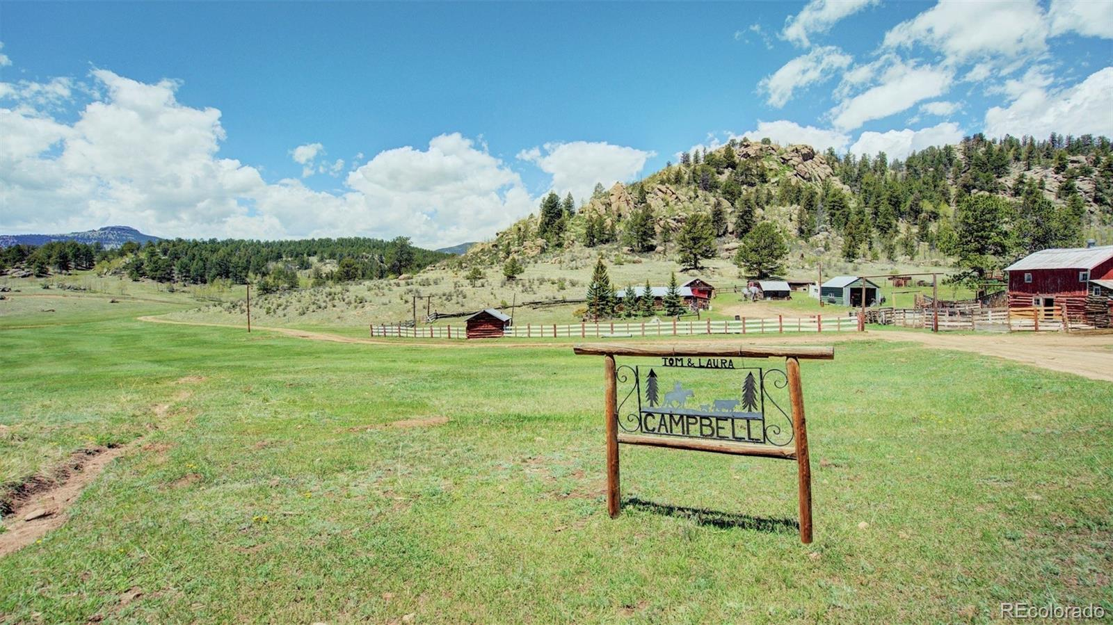 3193 County Road 71 Property Photo - Guffey, CO real estate listing