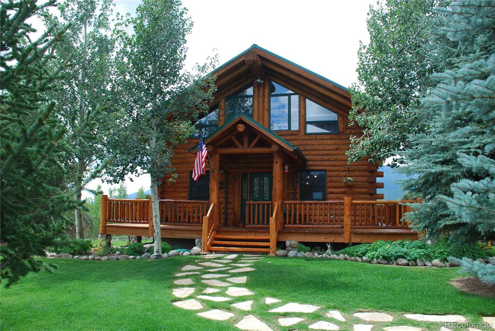 33305 CR 361 Property Photo - Buena Vista, CO real estate listing