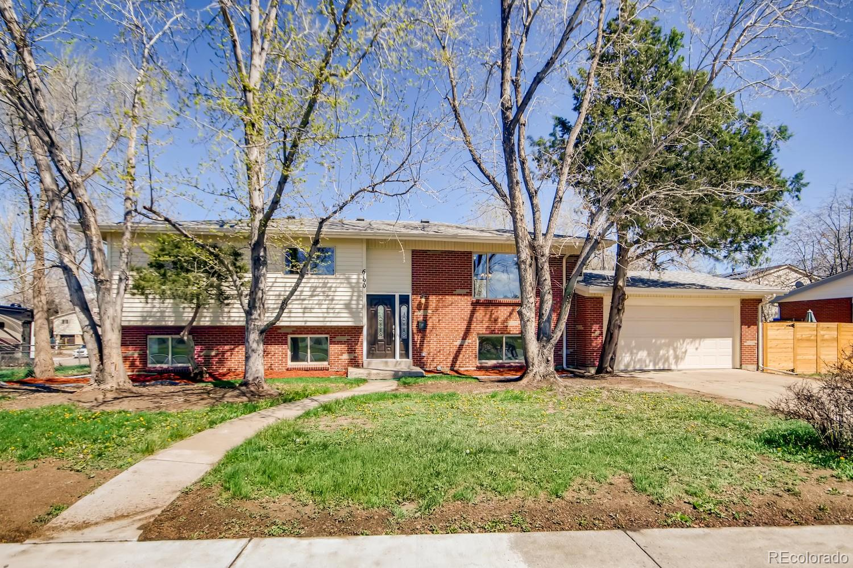 6190 Quail Street Property Photo - Arvada, CO real estate listing