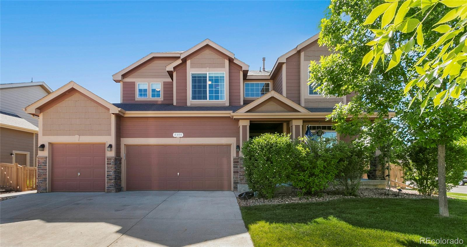 5355 Brookline Drive Property Photo - Timnath, CO real estate listing