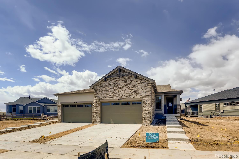 7766 Fraser River Circle Property Photo - Littleton, CO real estate listing