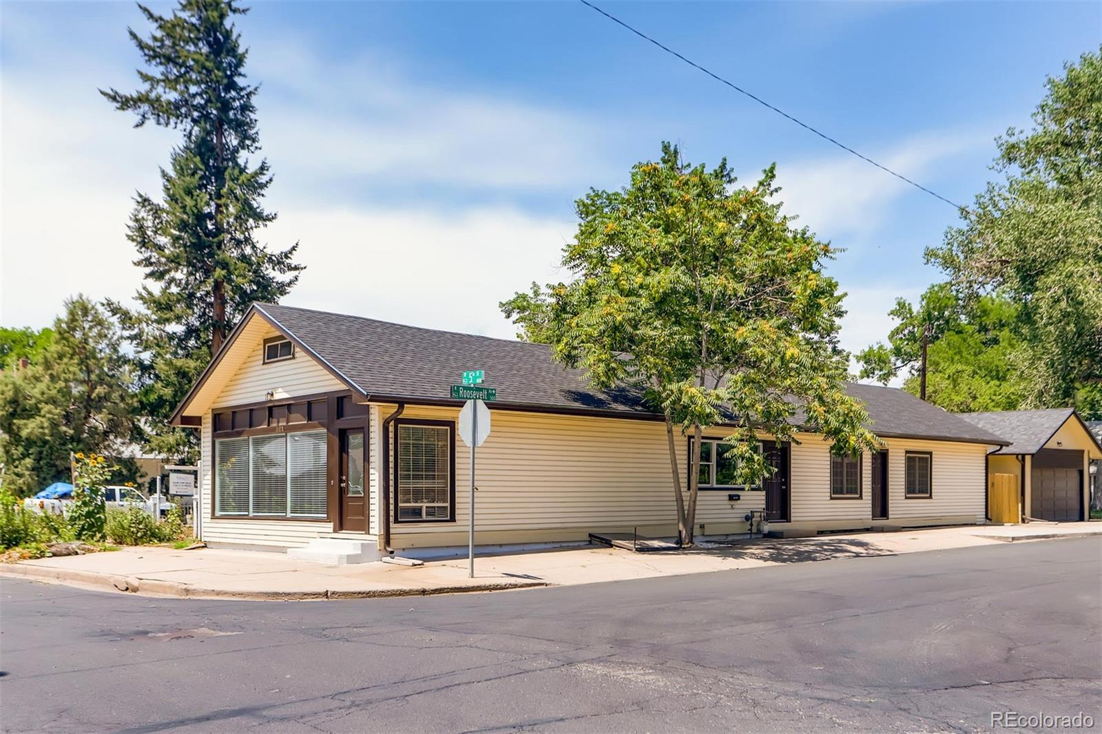 501 W 5th Street Property Photo - Loveland, CO real estate listing
