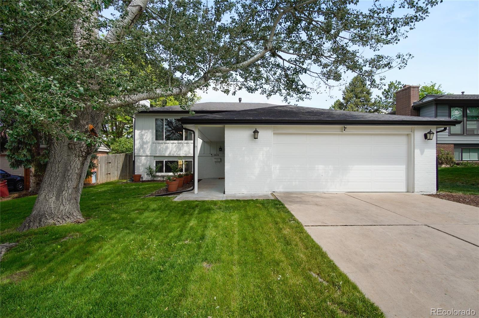 3424 S Clermont Street Property Photo - Denver, CO real estate listing