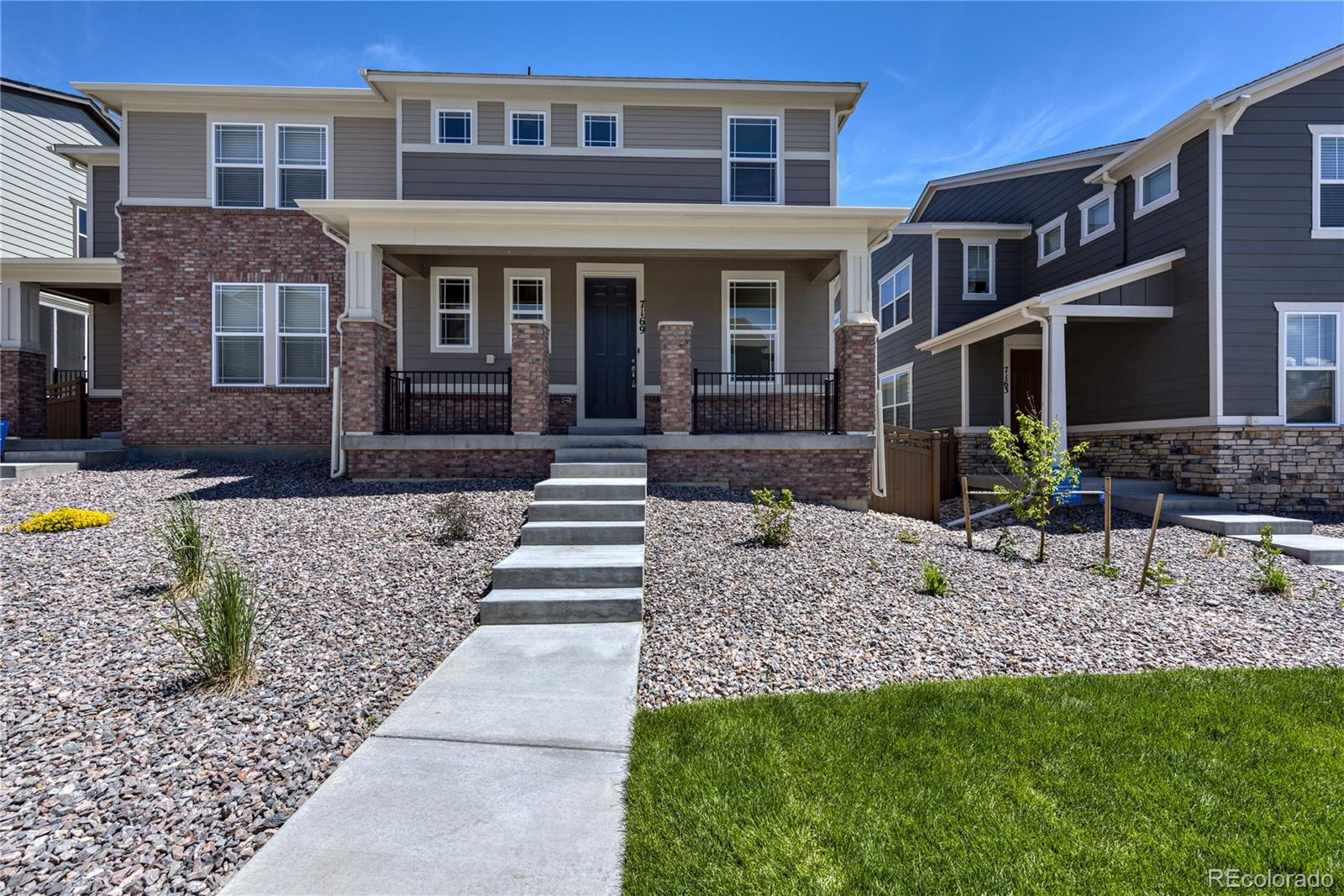 7169 Finsberry Way Property Photo - Castle Pines, CO real estate listing