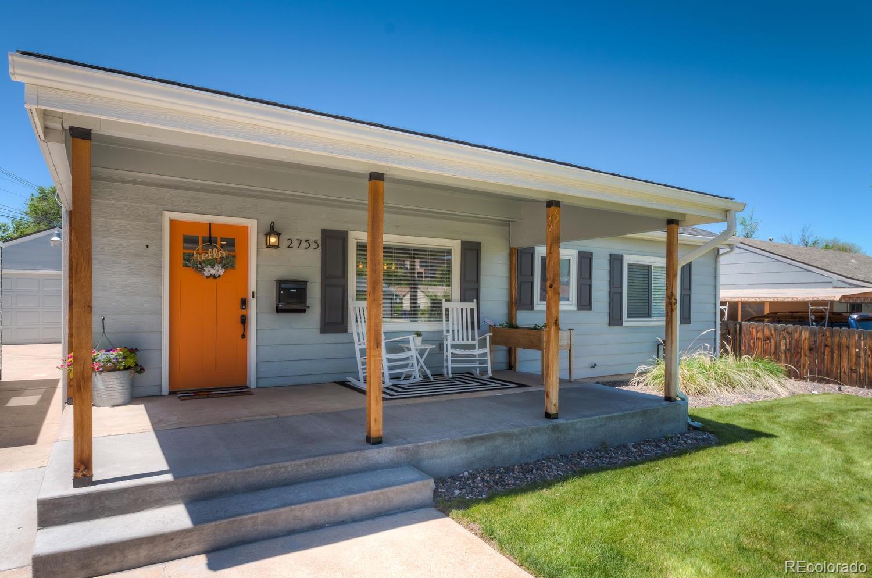 2755 S Dahlia Street Property Photo - Denver, CO real estate listing