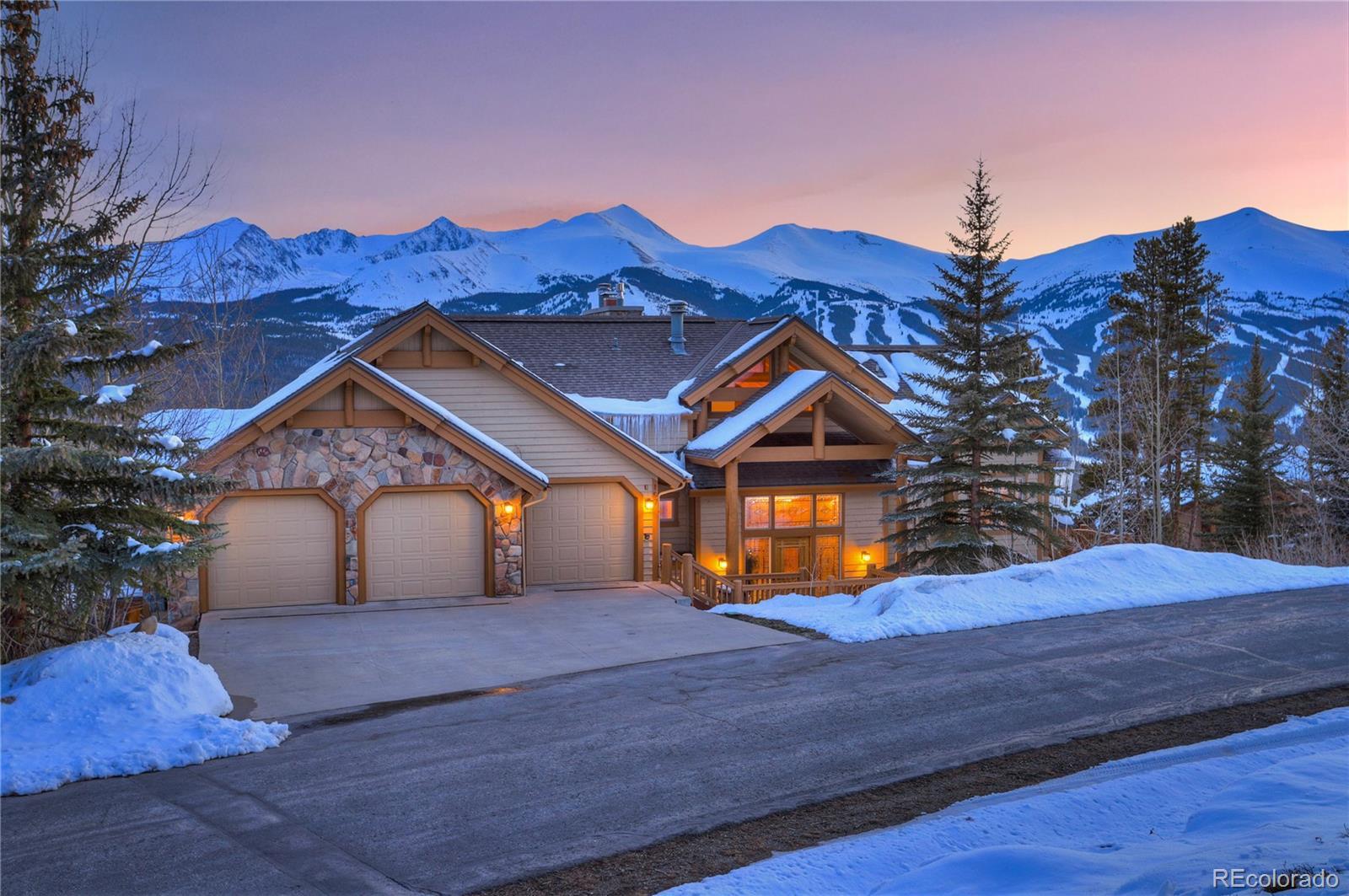 157 Juniata Circle Property Photo - Breckenridge, CO real estate listing