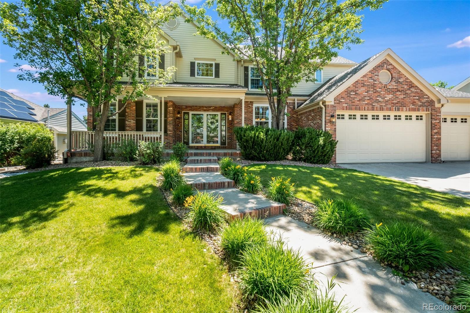 1640 Snowy Owl Drive Property Photo - Broomfield, CO real estate listing