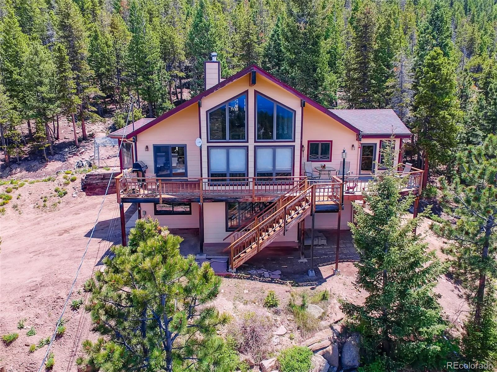 11928 Begole Circle Property Photo - Golden, CO real estate listing