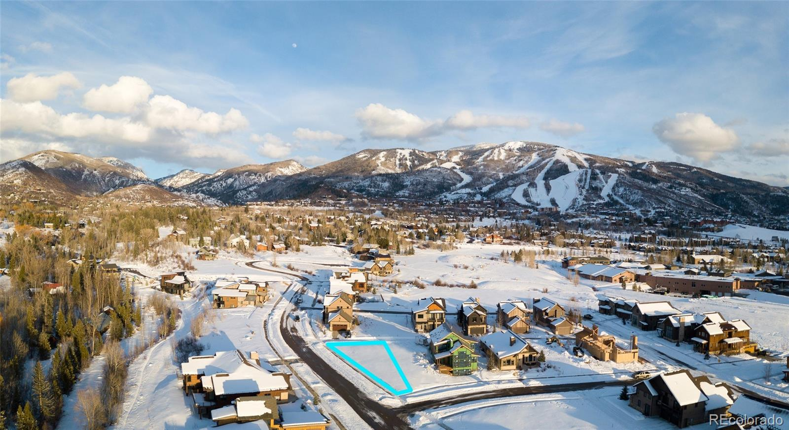 885 Angels View Way Property Photo - Steamboat Springs, CO real estate listing