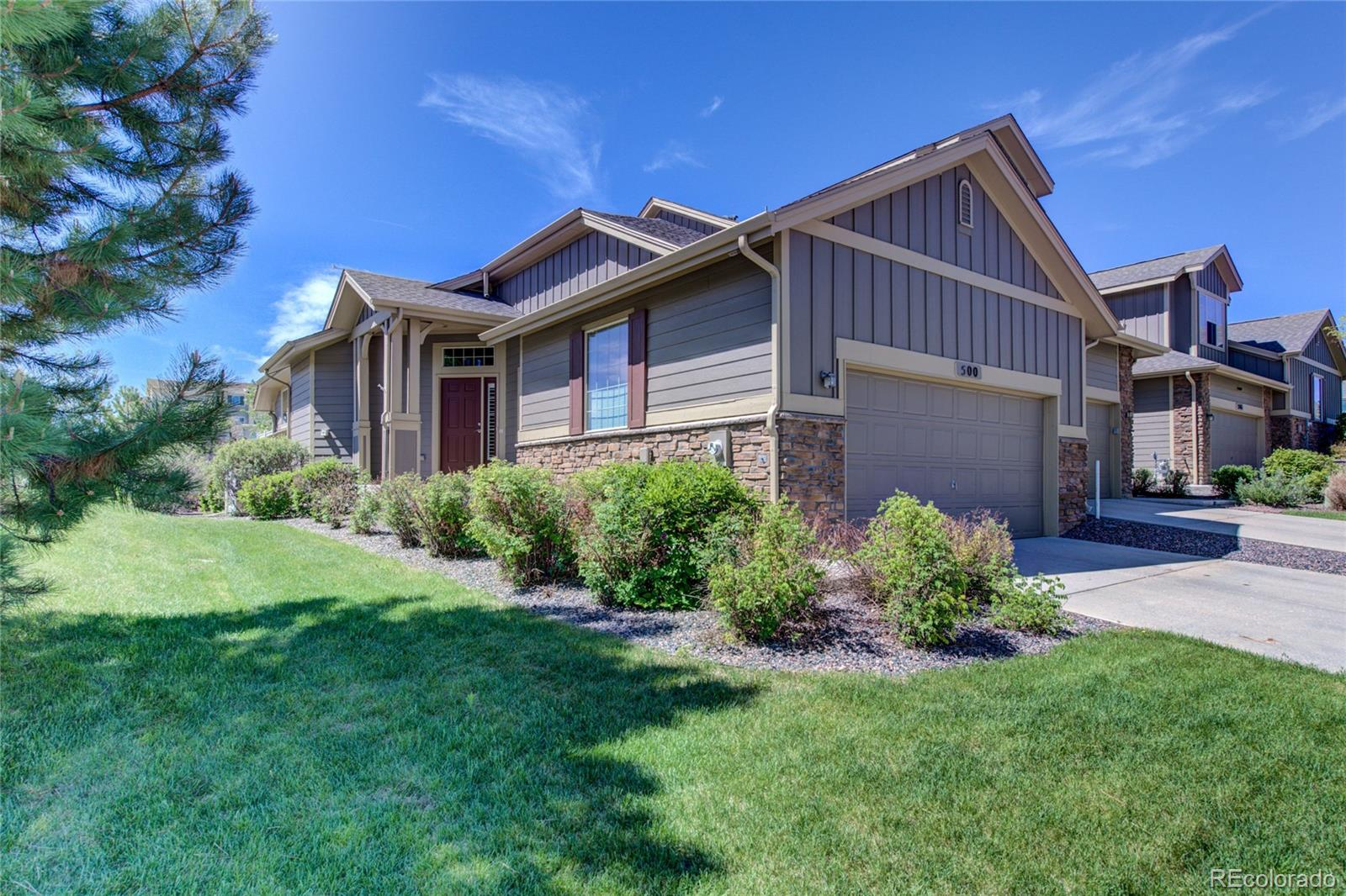 500 Bristolwood Lane Property Photo - Castle Pines, CO real estate listing