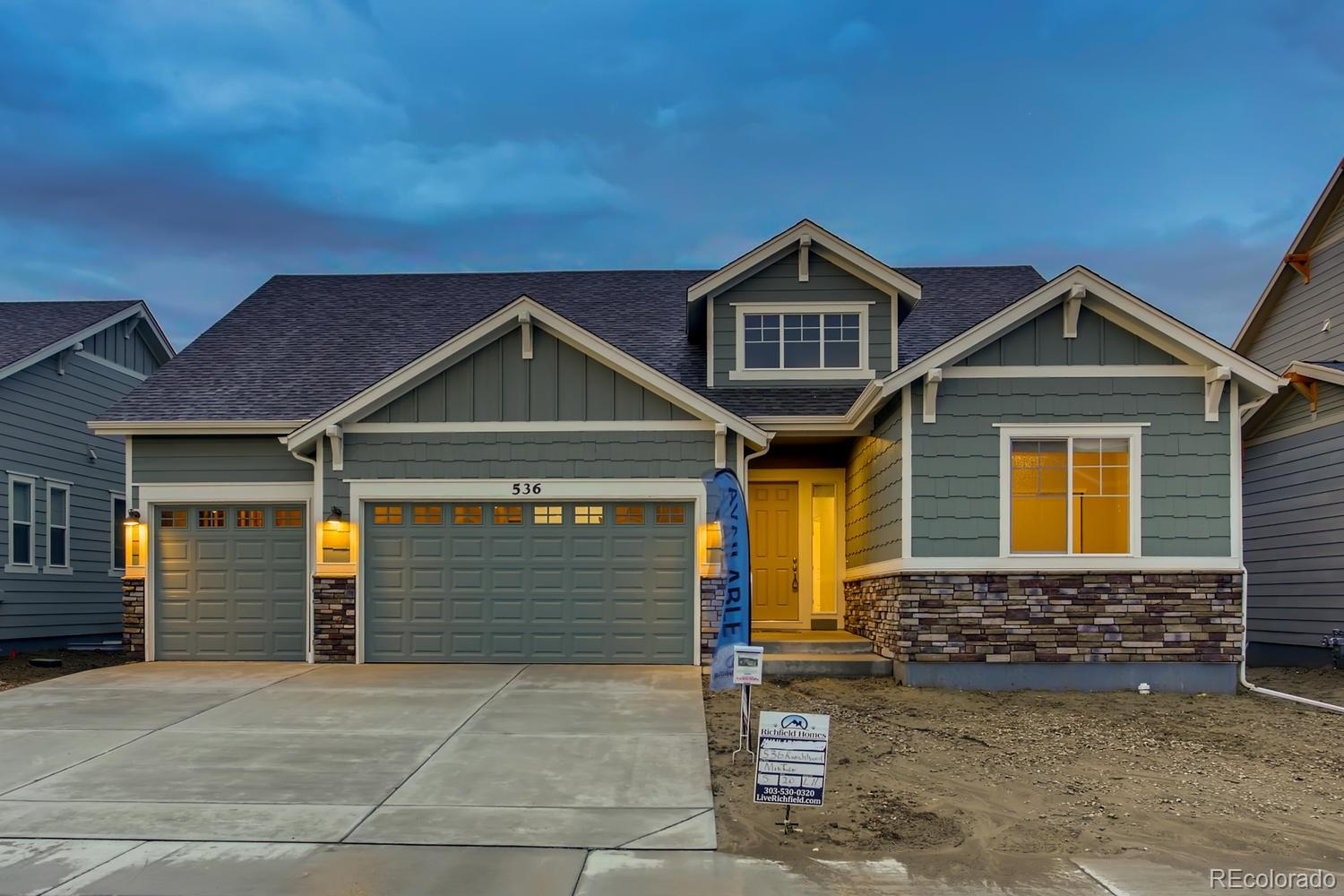 536 Ranchhand Drive Property Photo - Berthoud, CO real estate listing