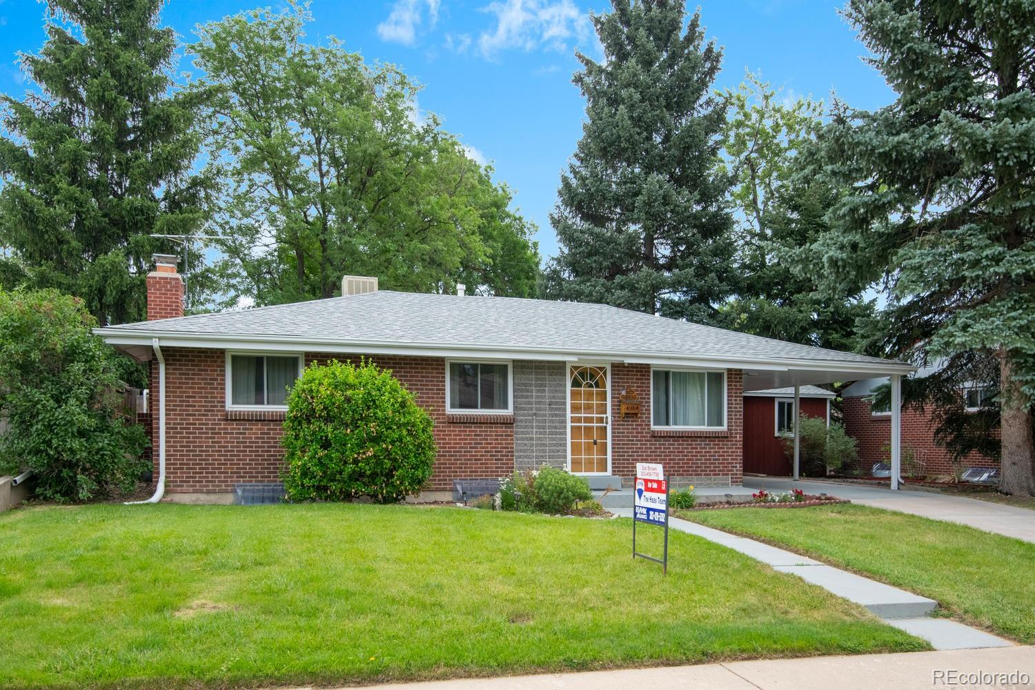 6162 Holland Street Property Photo - Arvada, CO real estate listing