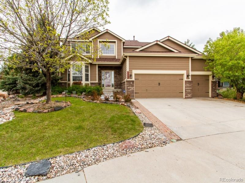 1255 Bulrush Drive Property Photo - Castle Rock, CO real estate listing