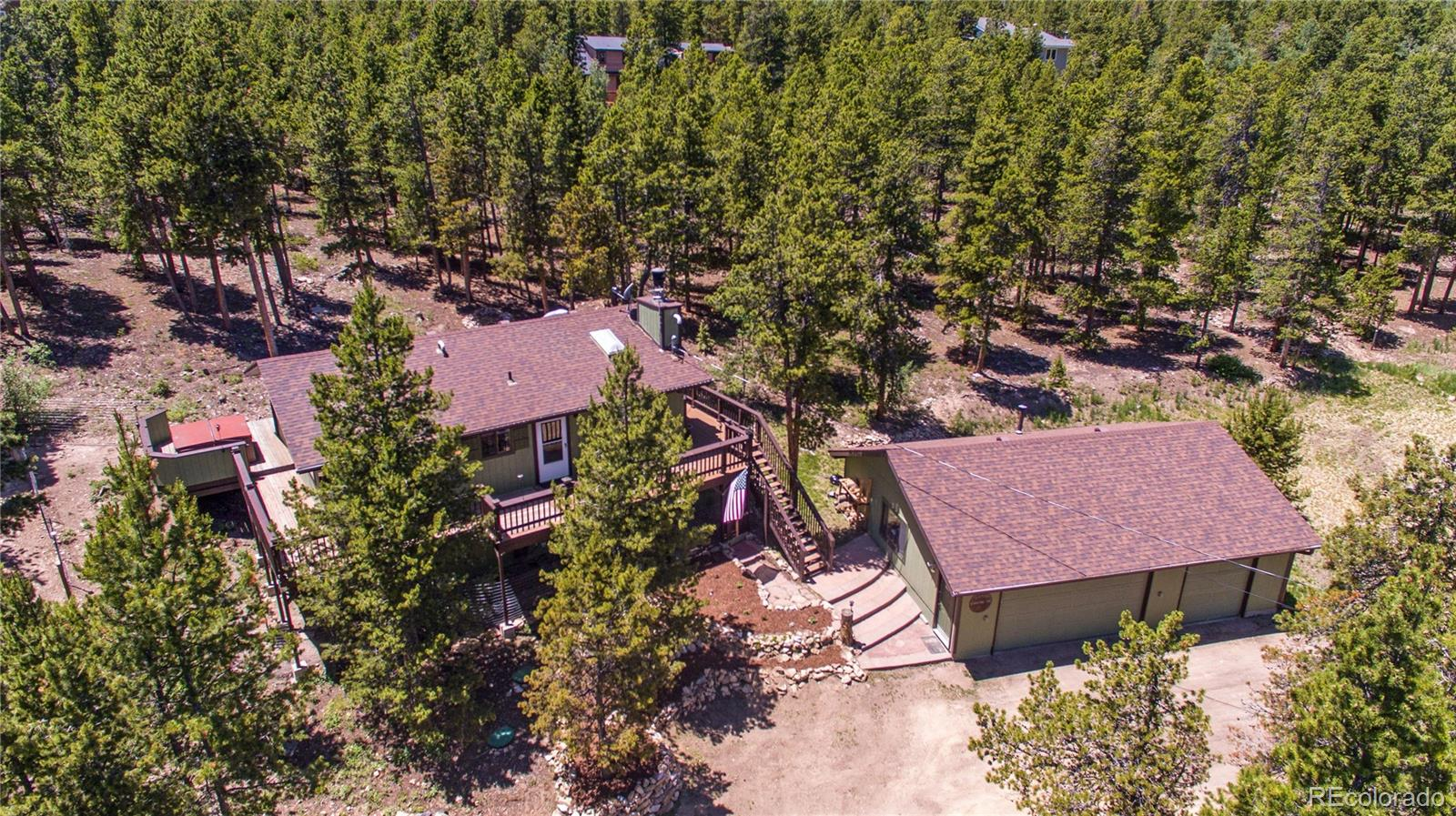 34624 Stanton Drive Property Photo - Golden, CO real estate listing